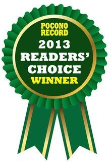 Pocono Record 2013 Readers' Choice