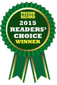 Pocono Record 2015 Readers' Choice